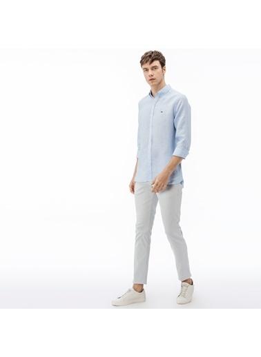 Lacoste Erkek  Pantolon HH0902.02T Beyaz